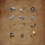 Icônes Viking