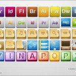 128 px icons Set
