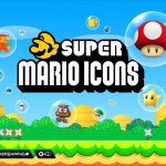 Super Mario icônes