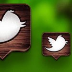 Twitter wood