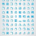 icones gratuites super mono 3D