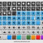 icones dossiers custom
