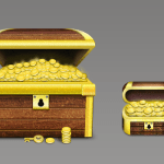 icône trésor
