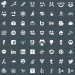 modern ui icones