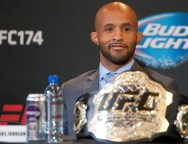 UFC 174 News Conference