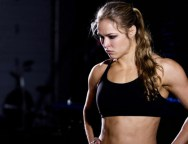 Rousey Too Violent for Walmart