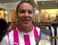Cyborg Responds to Rousey….Again