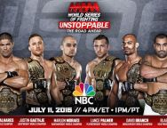 NBC to Air Special WSOF Program Unstoppable