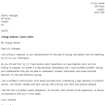 energy advisors often work for large energy suppliers advising