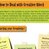 10 Ways to Tackle Creative Block