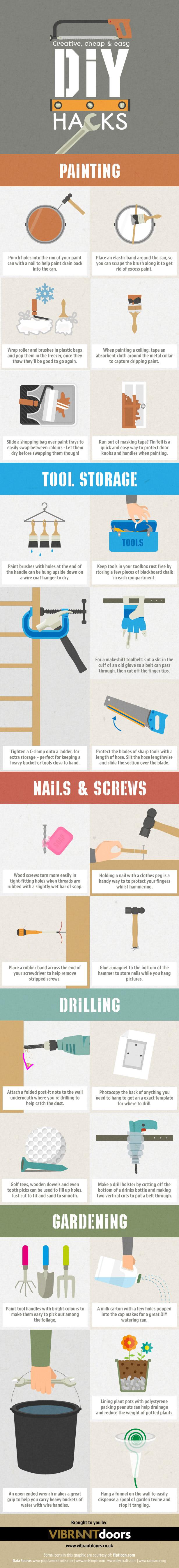 Household DIY Hacks