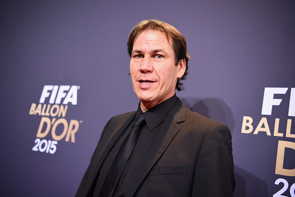 ZURICH, SWITZERLAND - JANUARY 11:  Head Coach of AS Roma Rudi Garcia arrives for the FIFA Ballon d'Or Gala 2015 at the Kongresshaus on January 11, 2016 in Zurich, Switzerland.  (Photo by Stuart Franklin - FIFA/FIFA via Getty Images)