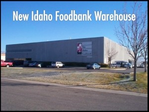 Idaho Foodbank Warehouse
