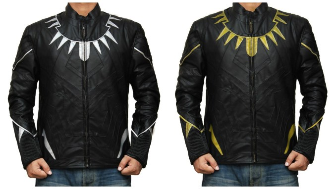 Black Panther Mens Jacket