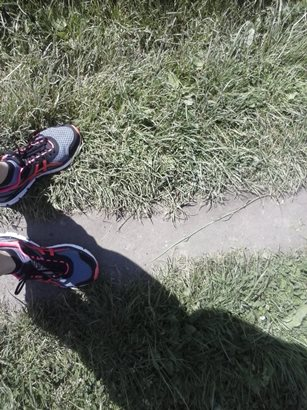 Najlepsze buty! Niosą mnie same
