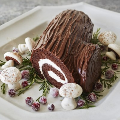 Buche de Noel Recipe | Hallmark Ideas & Inspiration
