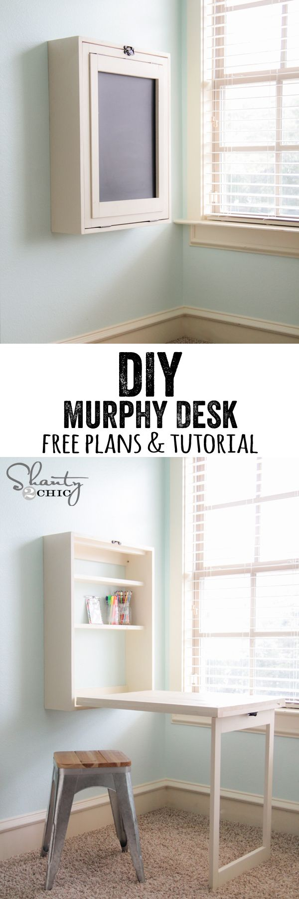 Diy Home Office Desk Plans Free And Easy Diy Desk A