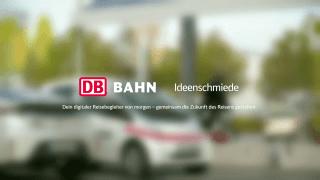 Innovationswettbewerb DB Ideenschmiede