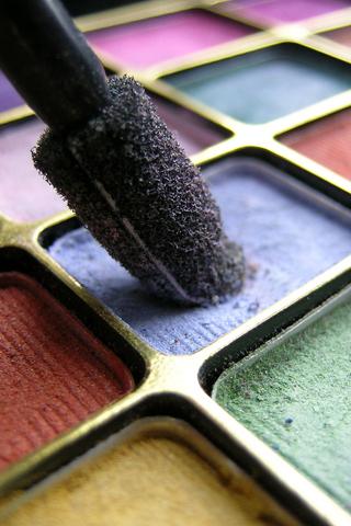 Makeup iPhone Wallpaper   iDesign iPhone