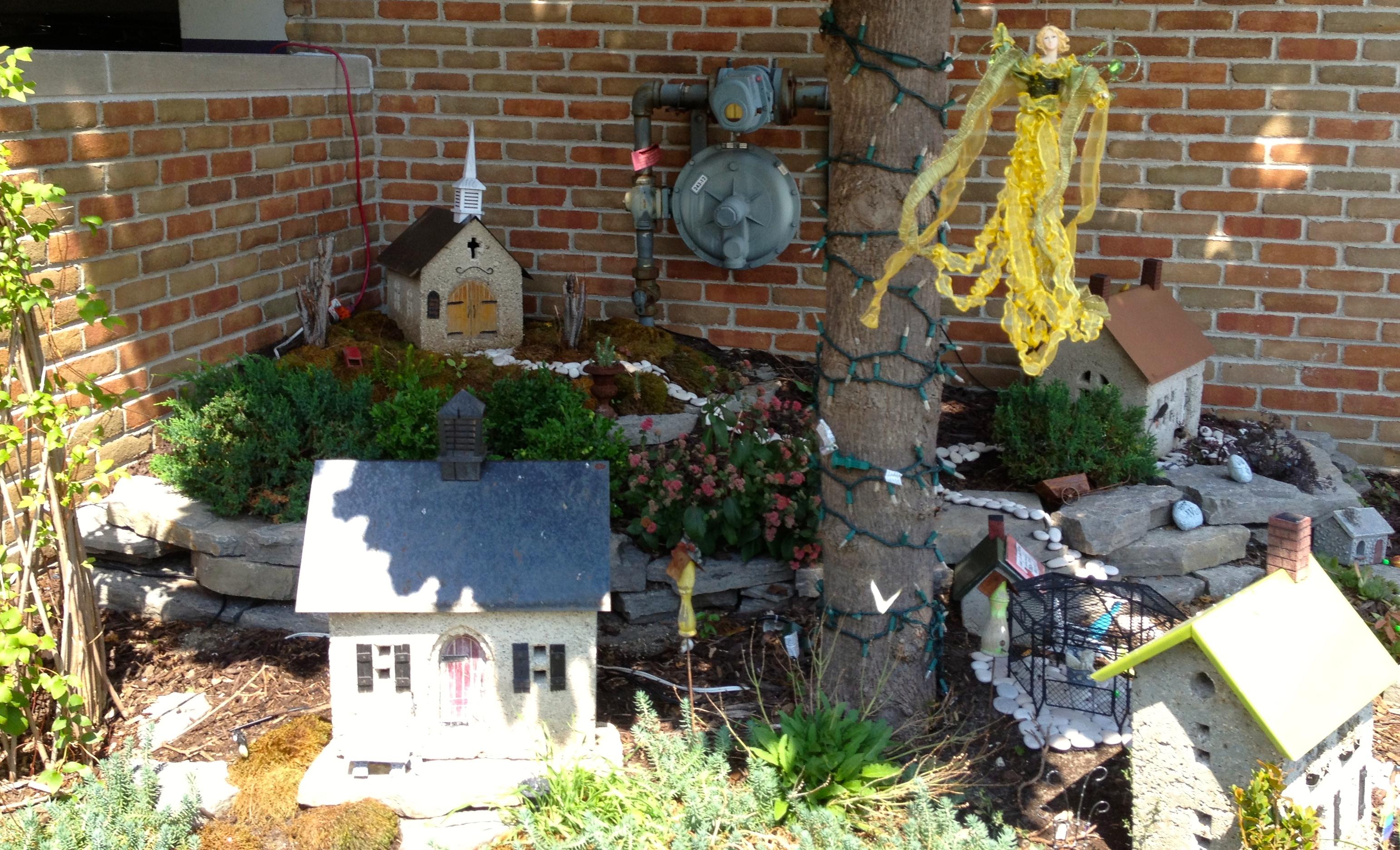 Fullsize Of Garden Fairy Villages