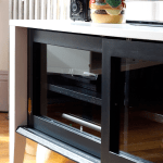 The Rescued TV Console
