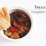 The Best Vegan Hungarian Goulash in the World