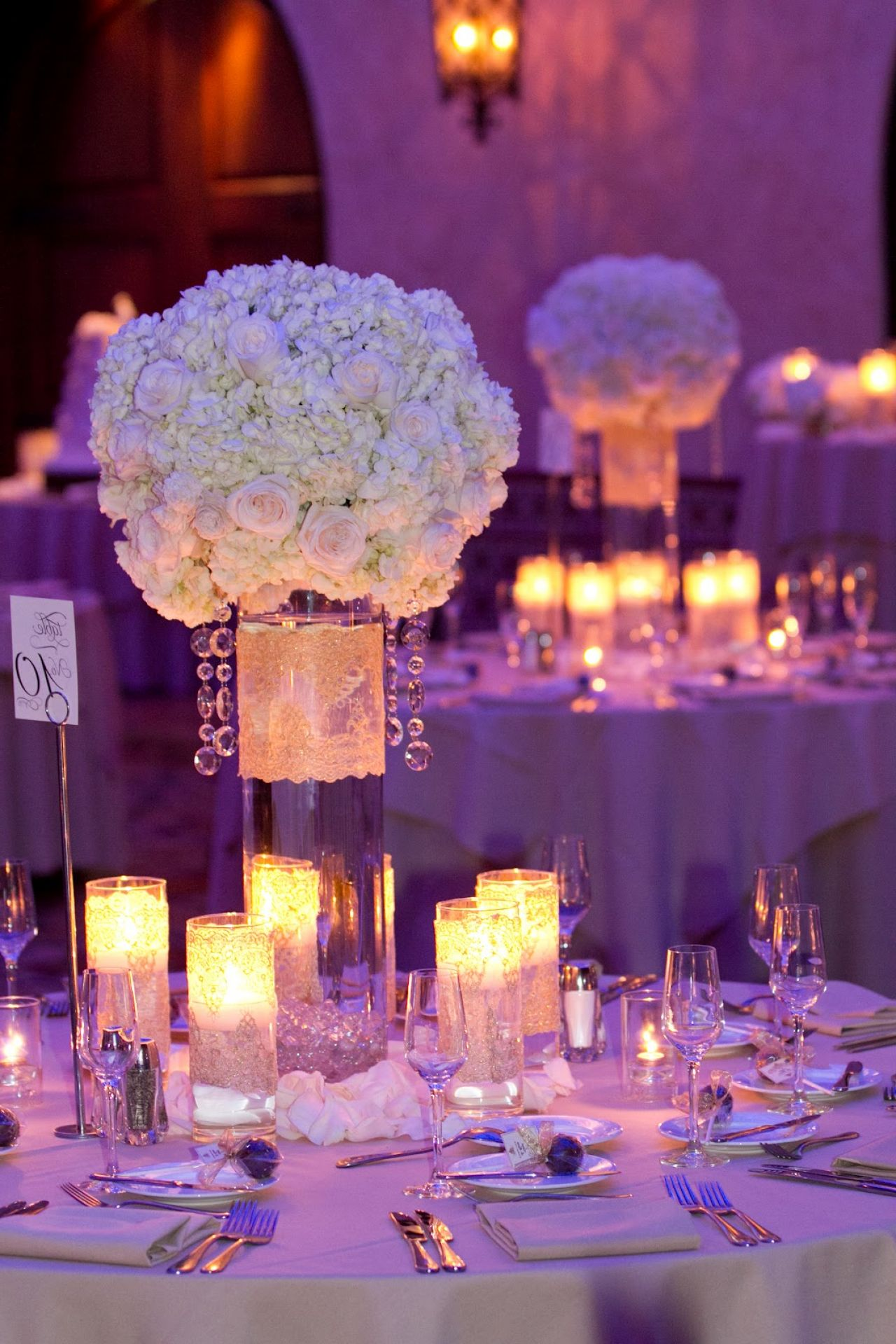 decor themes white gold with a splash of purple lighting purple and gold wedding DECOR THEMES WHITE GOLD WITH A SPLASH OF PURPLE LIGHTING