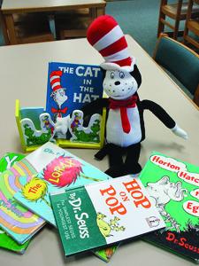 Barnes & Noble Redlands will host a Seuss spectacular Feb. 22