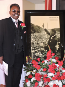 courtesy photo&lt;/p&gt;<br /> &lt;p&gt;Myron Hester, Sr. served as this year's Master of Ceremonies for the 30th Anniversary Dr. Martin Luther King, Jr. Luncheon.