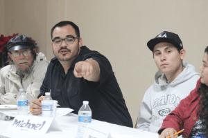 Photo/Anthony Victoria&lt;/p&gt;<br /> &lt;p&gt;San Bernardino Generation Now's Jorge Heredia (left) and Michael Segura (right).   &lt;/p&gt;<br /> &lt;p&gt;.
