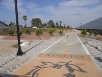 courtesy photo/city of rialto A two-mile section in Rialto from Cactus Avenue West to Maple Avenue officially opens May 28 completing the Pacific Electric Inland Empire Trail, a corridor linking six cities.