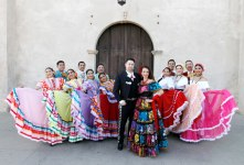 "courtesy photo/redlands bowl<br /> The San Bernardino Symphony and  ""Mosaico Music Festival"" and the Ballet Folklorico de Los Angeles kick off the Redlands Bowl summer series June 26."