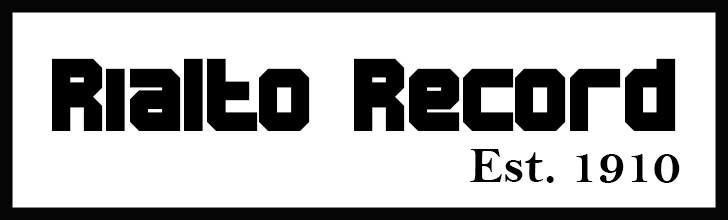 Rialto Record - IECN