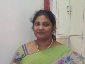 Dr. Y.Vijayalata, Branch Counselor