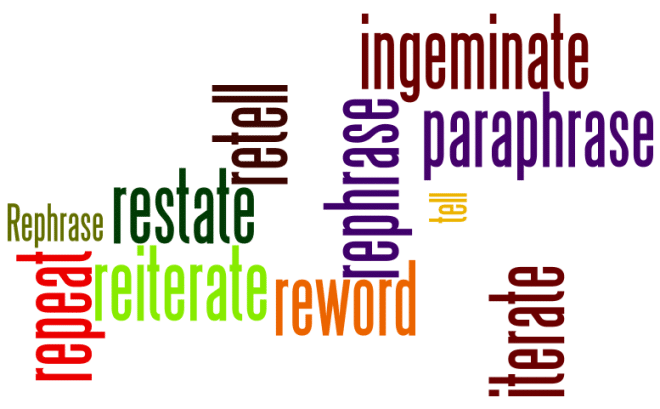 IELTS_Writing_-_Paraphrase