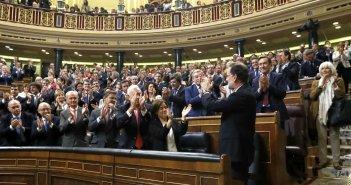 Mariano Rajoy investidura