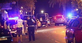 Mossos d'Esquadra сегодня утром уничтожили пятерых террористов на юге Испании