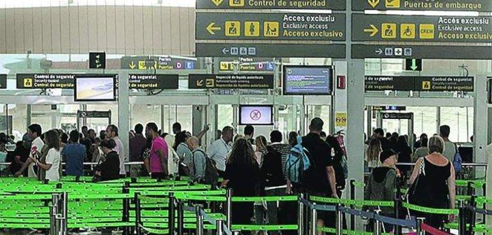 Аэропорты Испании в сентябре ожидает хаос