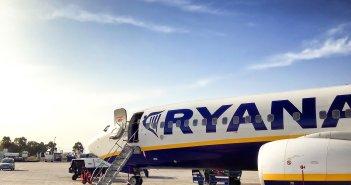Ryanair любит пассажиров и не любит их чемоданы