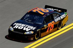 Regan Smith 2012 Fantasy NASCAR