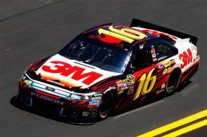 Greg Biffle 2012 Fantasy NASCAR Preview Car