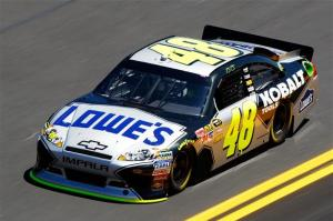 Jimmie Johnson 2012 Fantasy NASCAR Preview