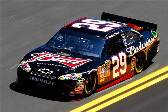 Kevin Harvick 2012 Fantasy NASCAR Preview