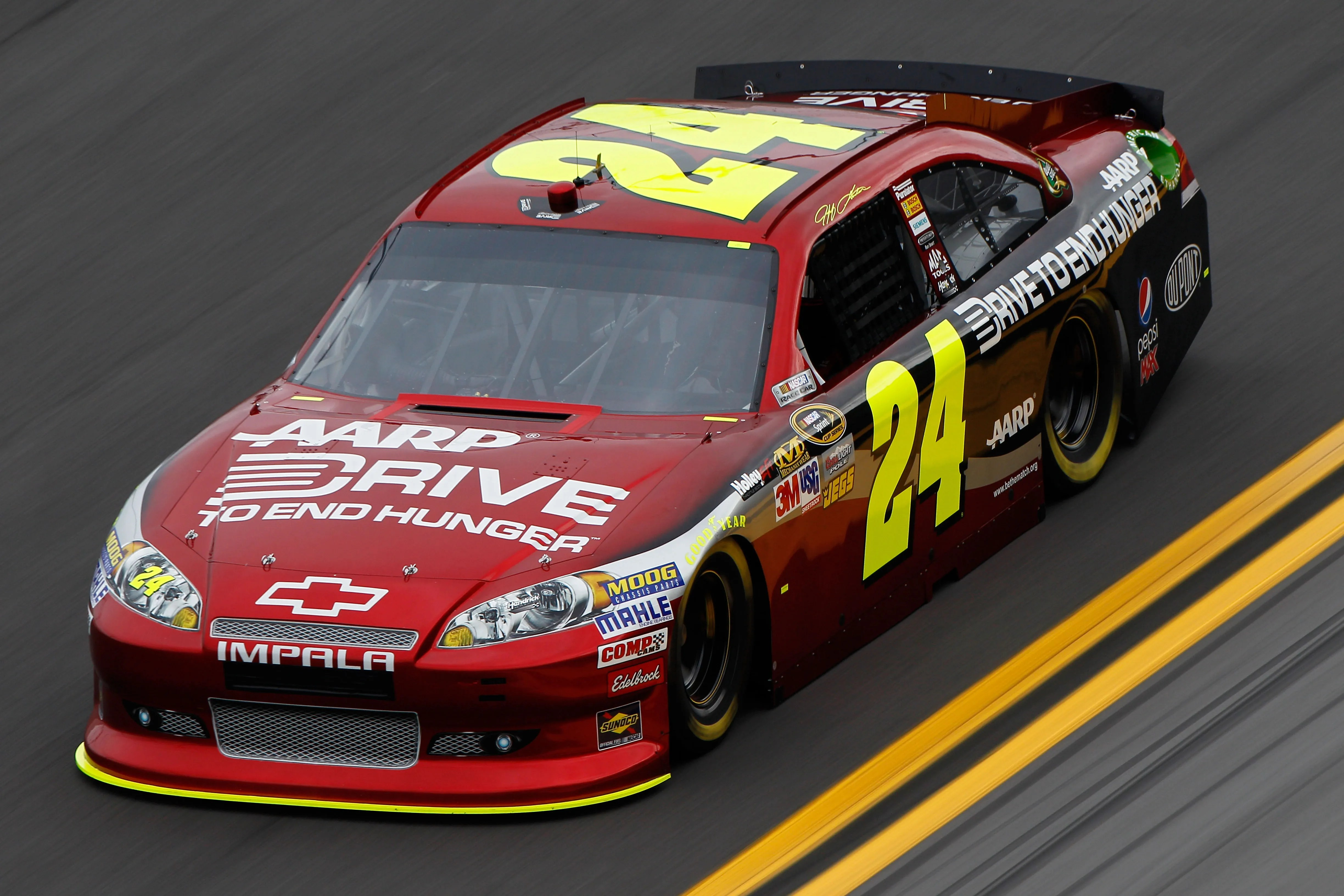 Jeff Gordon 2013 Fantasy NASCAR