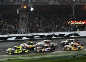 Credit: Jerry Markland/Getty Images for NASCAR
