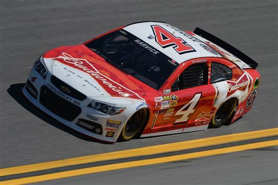 Kevin Harvick 2014 Fantasy NASCAR