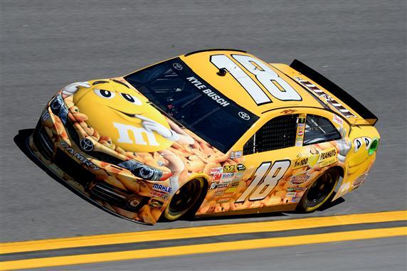 Kyle Busch Fantasy NASCAR