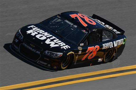 Martin Truex Jr. 2014 Fantasy NASCAR