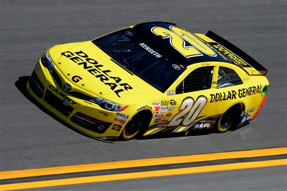 Matt Kenseth 2014 Fantasy NASCAR