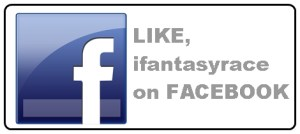 Like ifantasyrace.com on Facebook